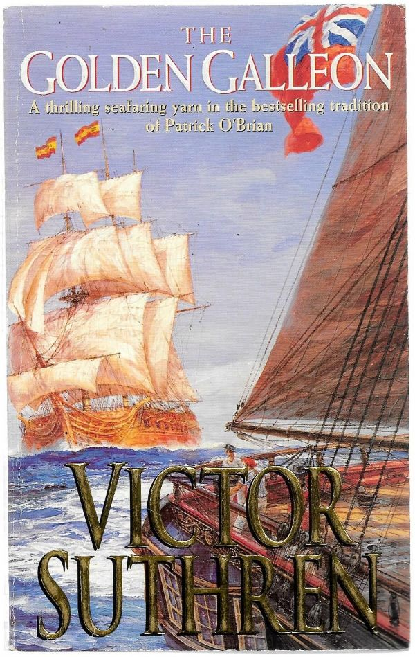 Victor Suthren - The Golden Galleon - paperback